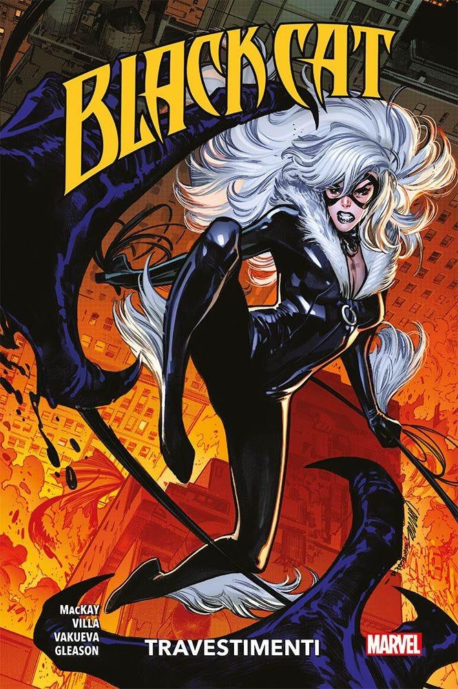 Black Cat 3 Raccolte in Volume magazines