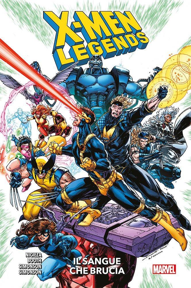 X-Men Legends 1 Raccolte in Volume magazines