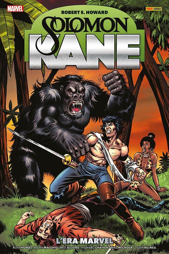 Solomon Kane Omnibus: L'Era Marvel Prevendita magazines