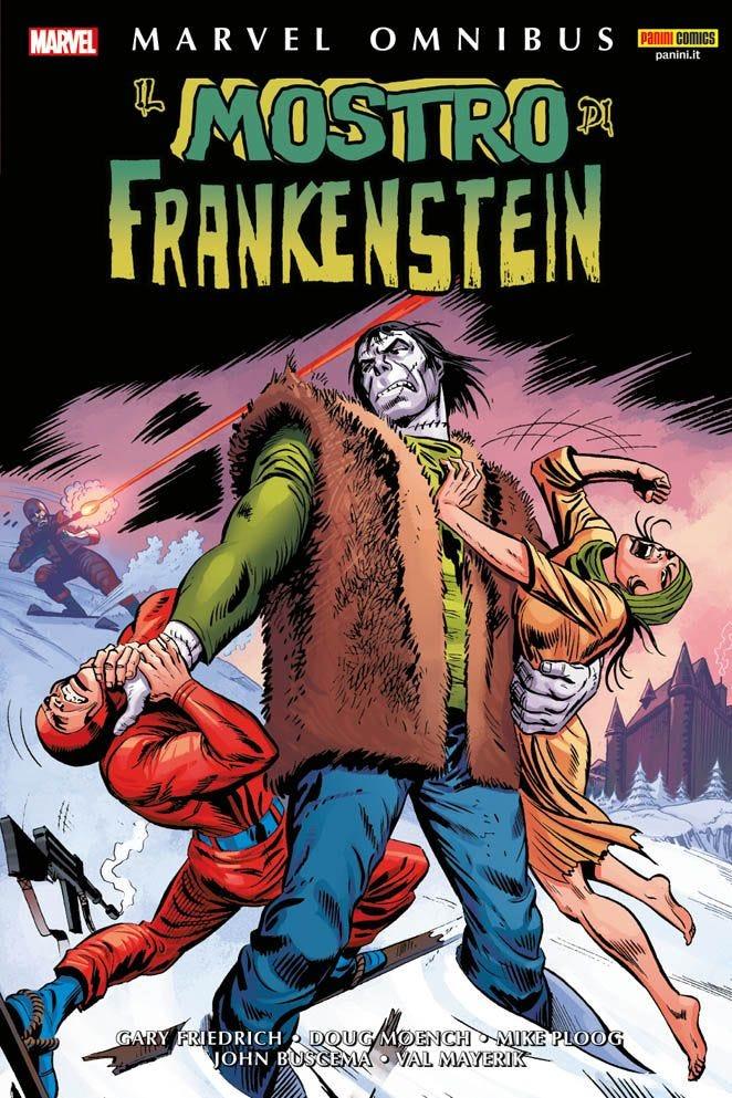 Il Mostro Di Frankenstein Classic Raccolte in Volume magazines