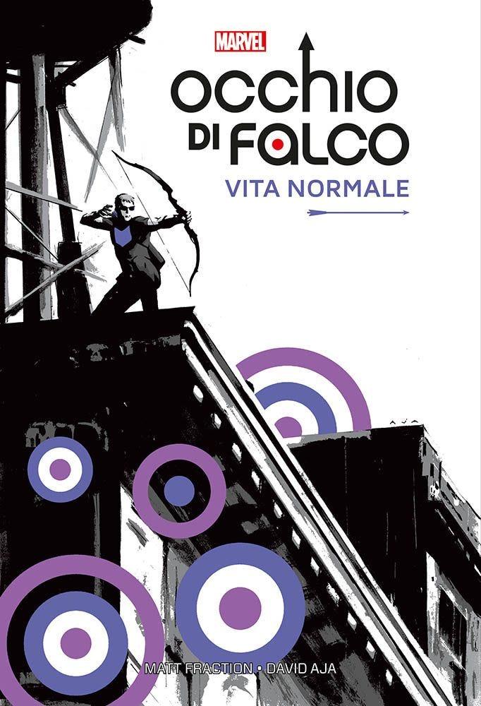 Occhio di Falco: Vita Normale Prevendita magazines