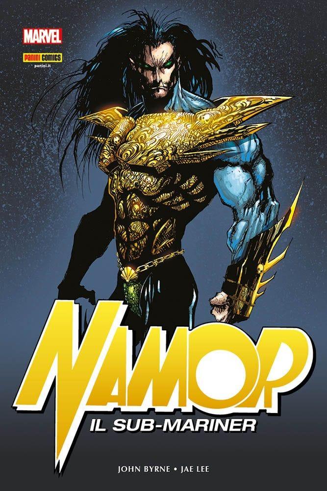 Namor il Sub-Mariner di John Byrne 2 Marvel Omnibus magazines