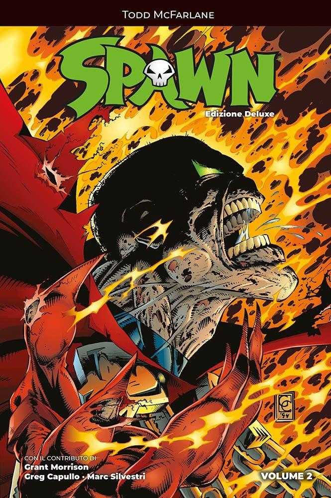Spawn Deluxe 2 Azione magazines