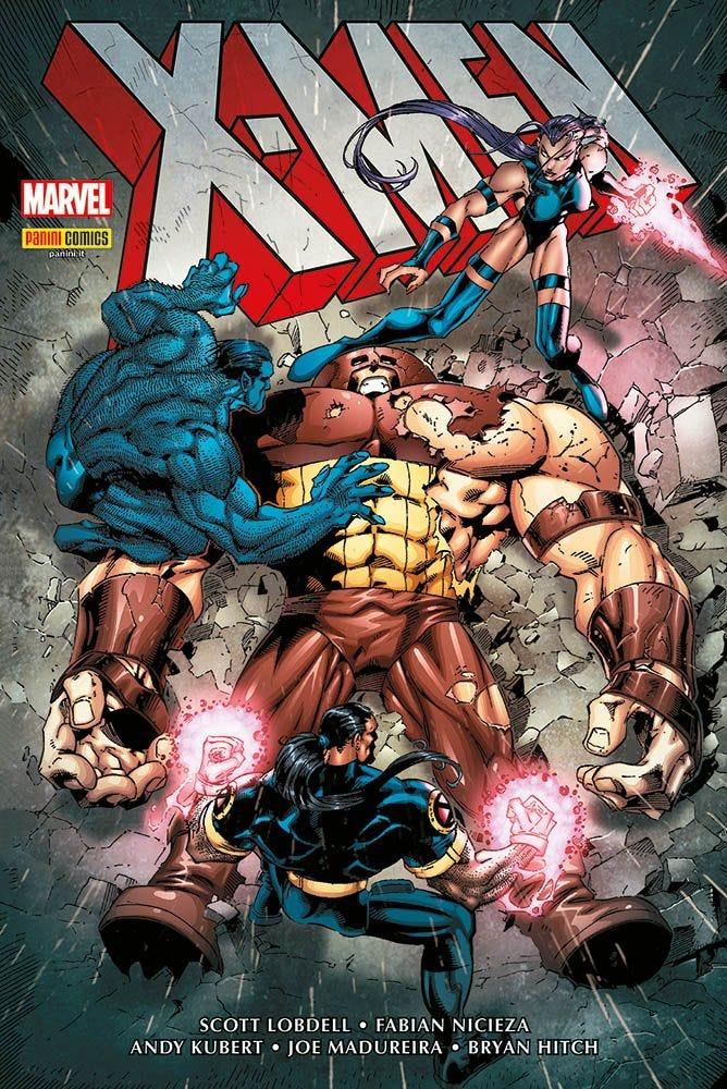 X-Men: L'Ombra di Onslaught X-Men magazines