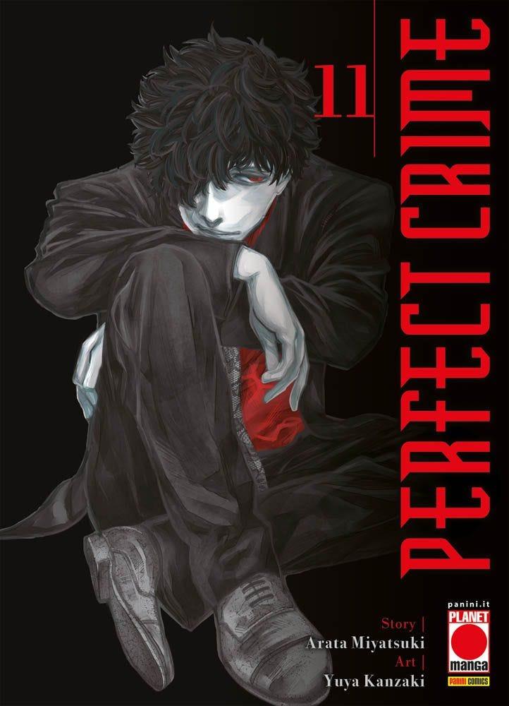 Perfect Crime 11  books