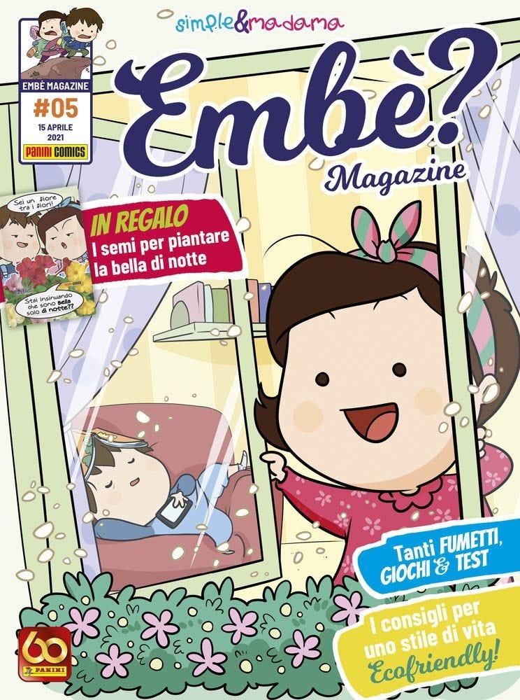 Embè?Magazine 5  magazines