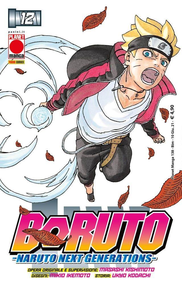 Boruto: Naruto Next Generations 12 Da Cinema e Animazione magazines