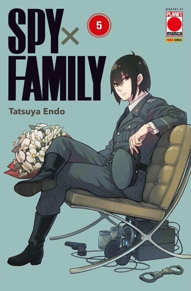 Spy X Family 5 Prevendita magazines