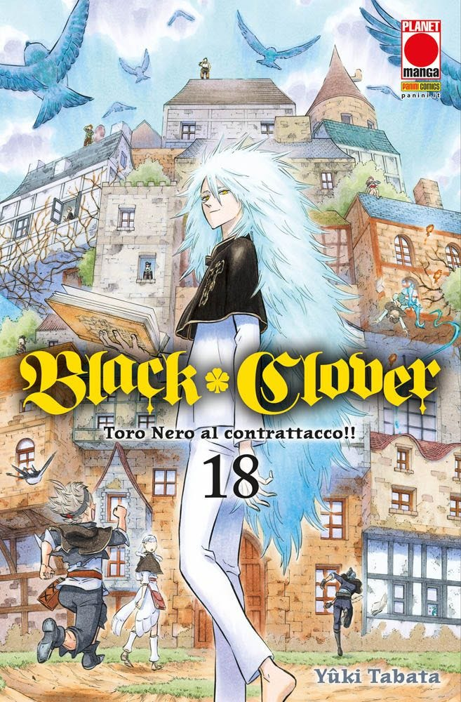 Black Clover 18 Prevendita magazines