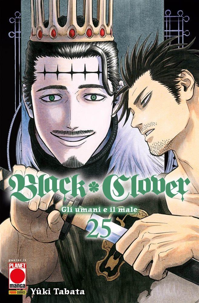 Black Clover 25 Da Cinema e Animazione books