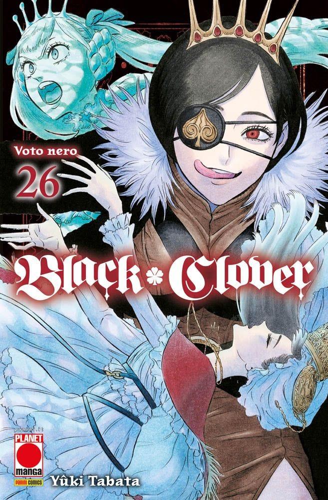 Black Clover 26  books