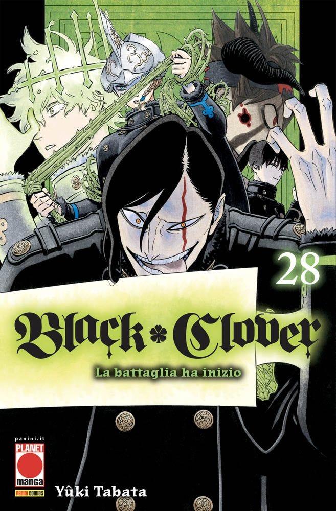 Black Clover 28 Da Cinema e Animazione magazines