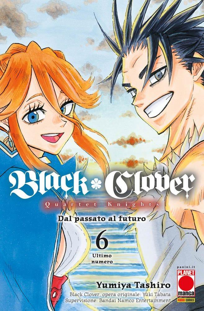 Black Clover – Quartet Knights 6 Prevendita books