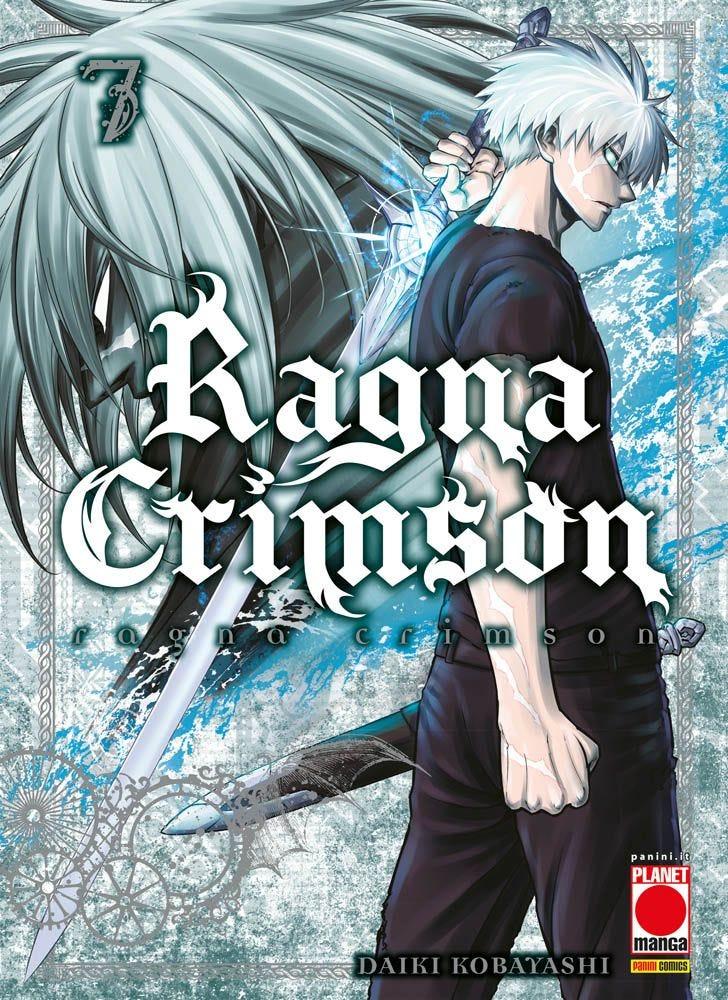 Ragna Crimson 7  books
