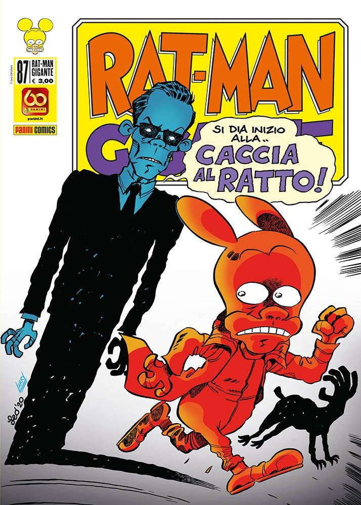 Rat-Man Gigante 87  magazines