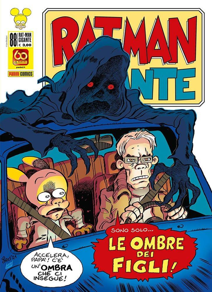 Rat-Man Gigante 88 Prevendita magazines