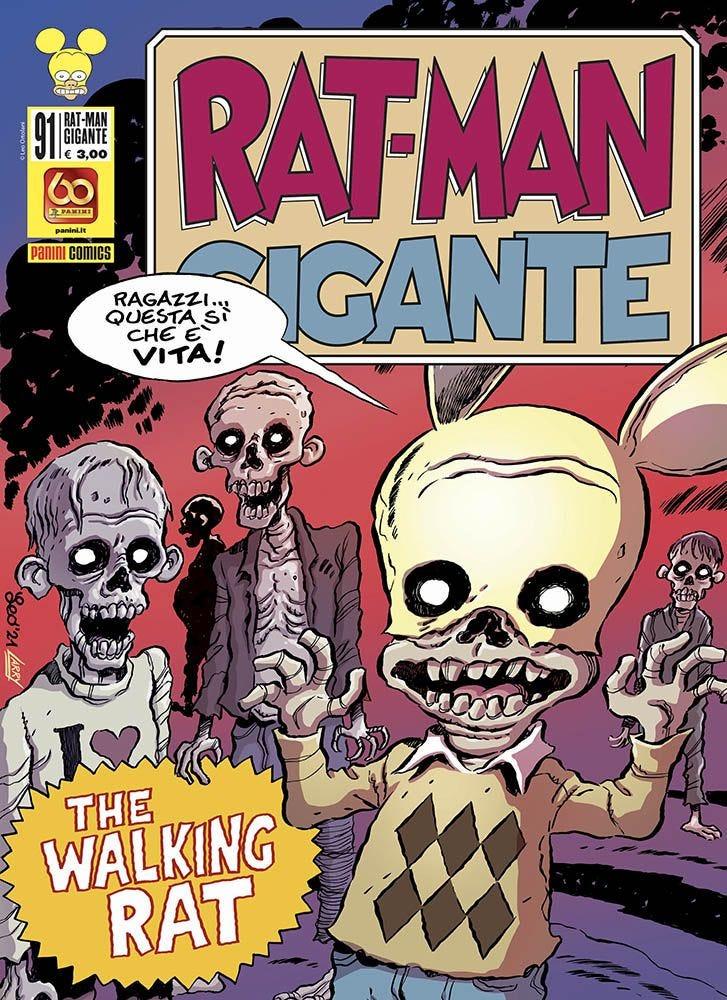 Rat-Man Gigante 91 Rat-Man magazines