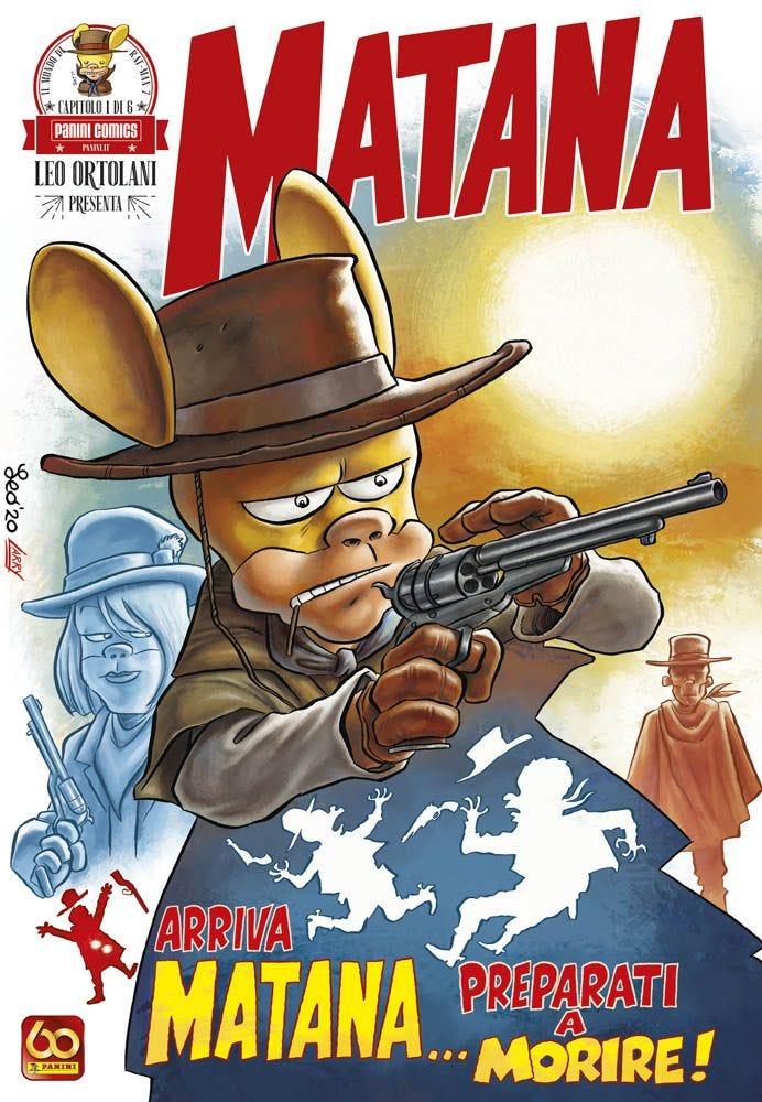 Matana 1  magazines