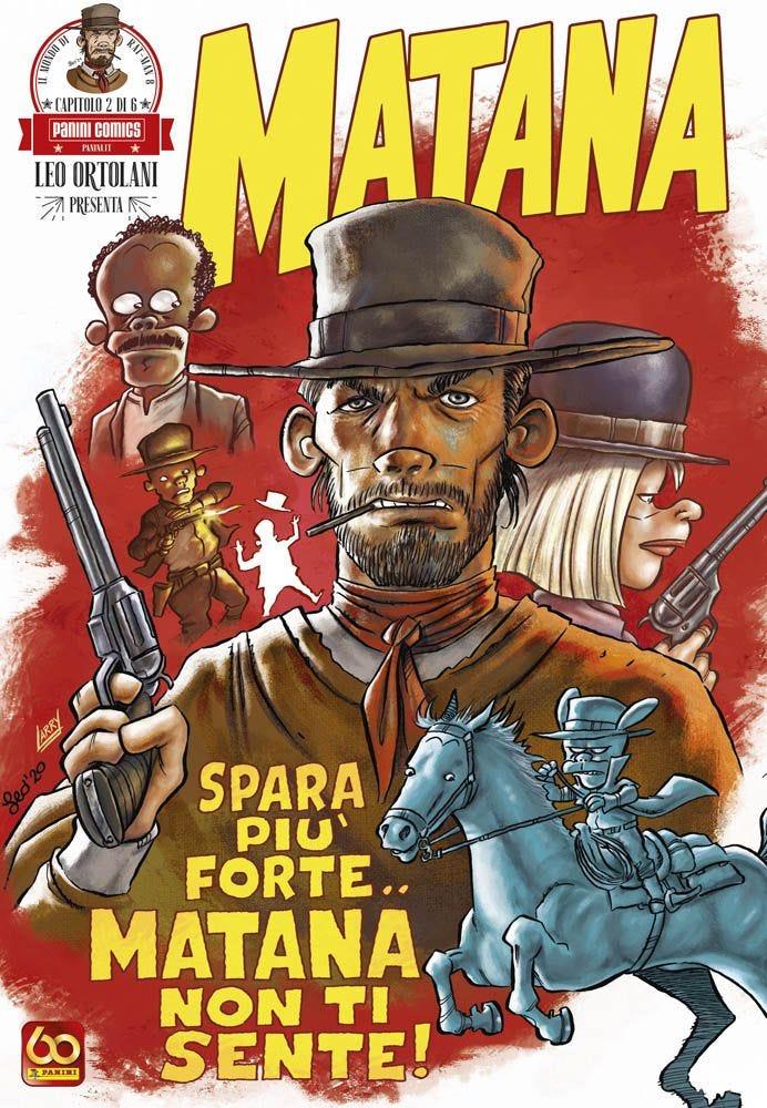 Matana 2 Umoristico e Parodia magazines