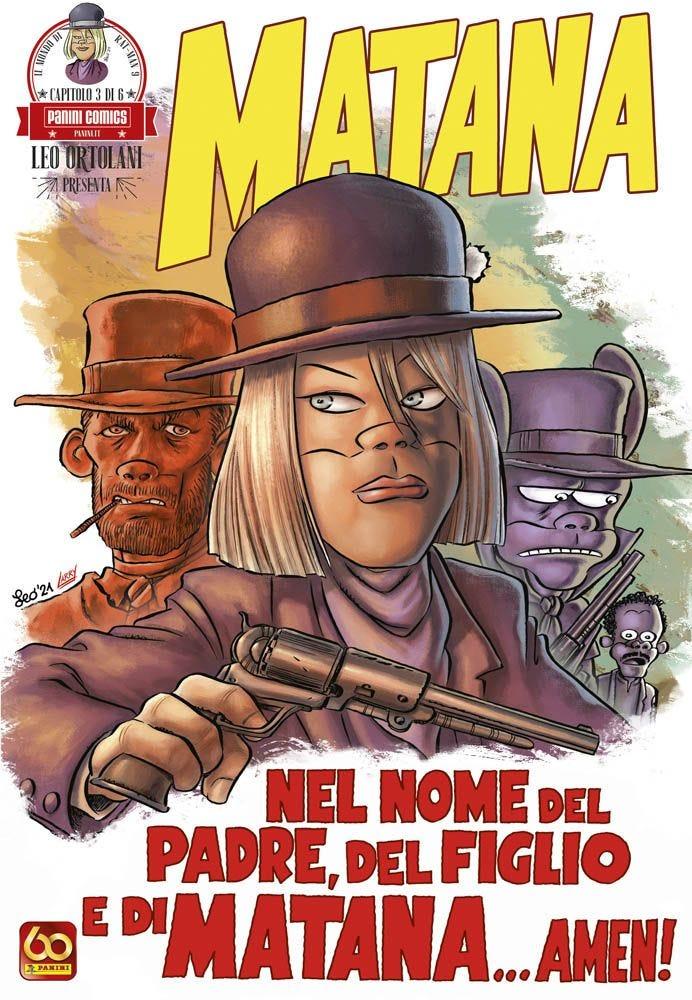 Matana 3  magazines