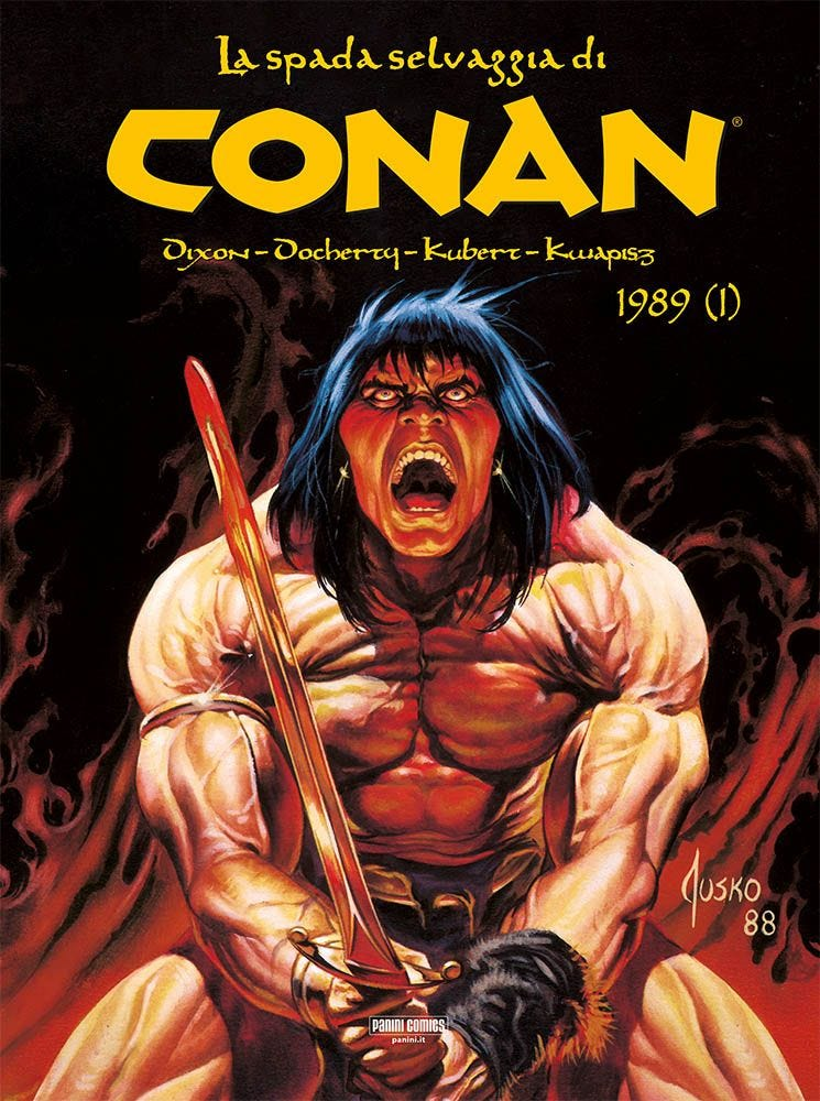 La Spada Selvaggia di Conan Fantasy magazines