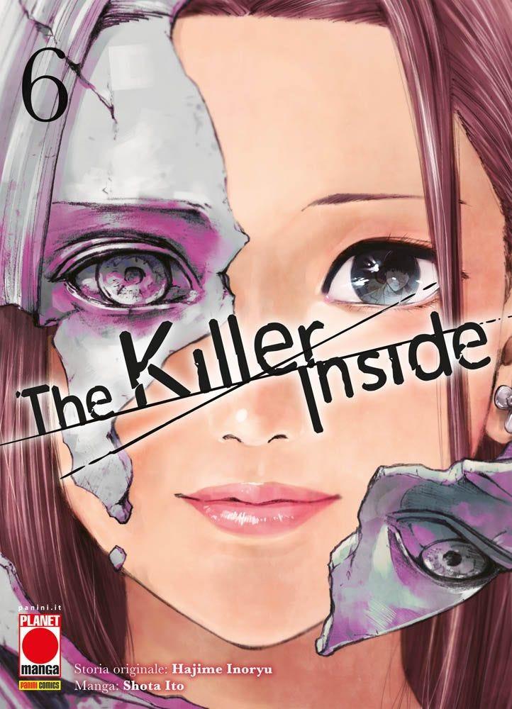 The Killer Inside 6 Thriller books