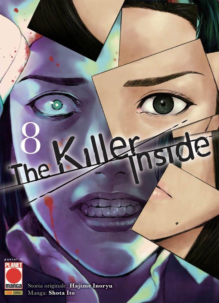 The Killer Inside 8 Thriller magazines