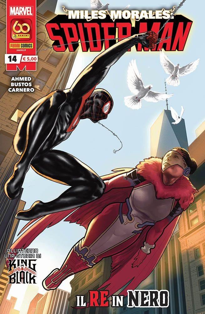 Miles Morales: Spider-Man 14 Prevendita magazines