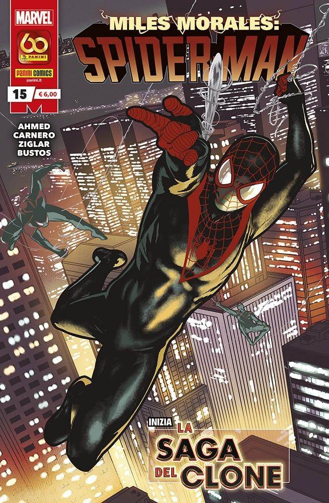 Miles Morales: Spider-Man 15  magazines