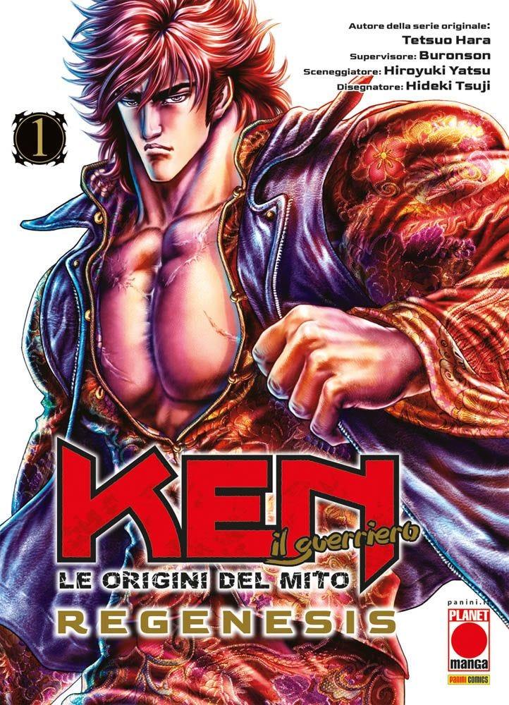 Ken Il Guerriero: Le Origini Del Mito - Regenesis 1  books