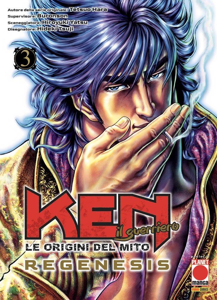 Ken il Guerriero: Le Origini del Mito – Regenesis 3 Azione magazines