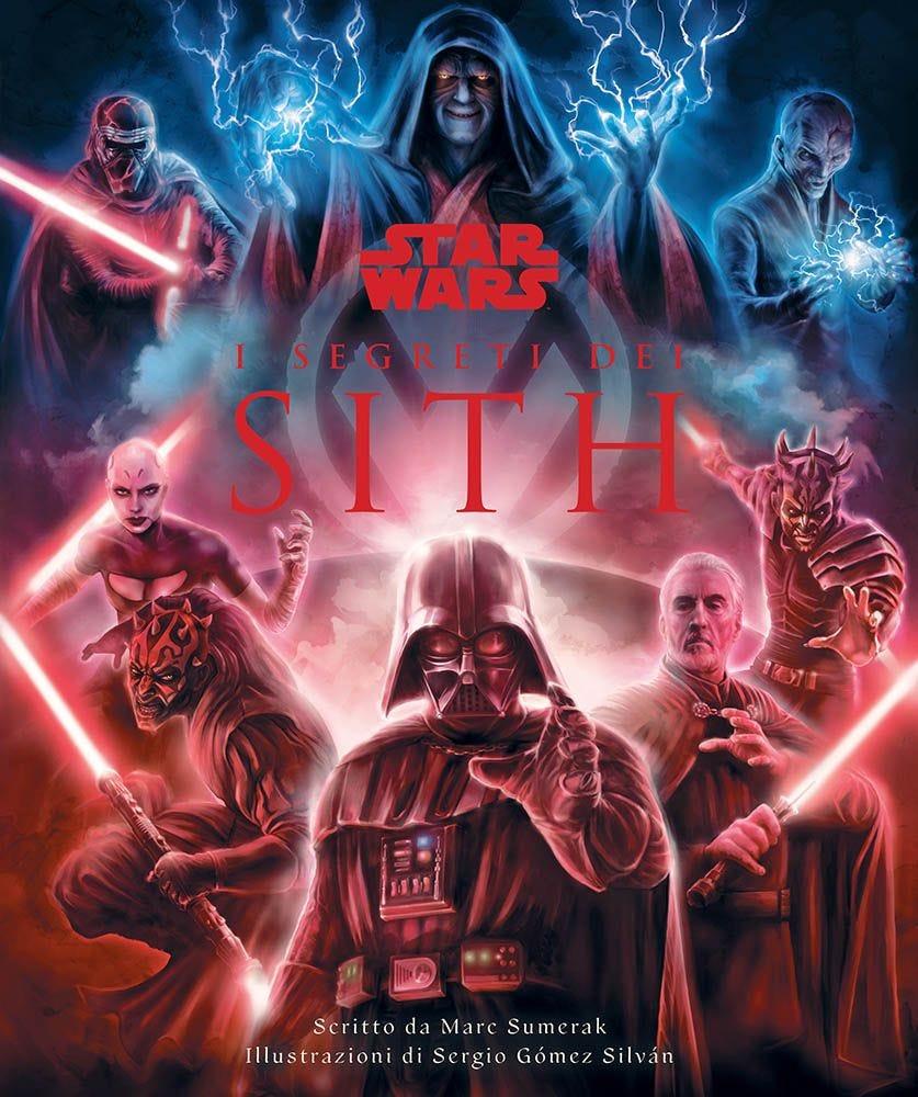 Star Wars: I segreti dei Sith Sci-Fi magazines