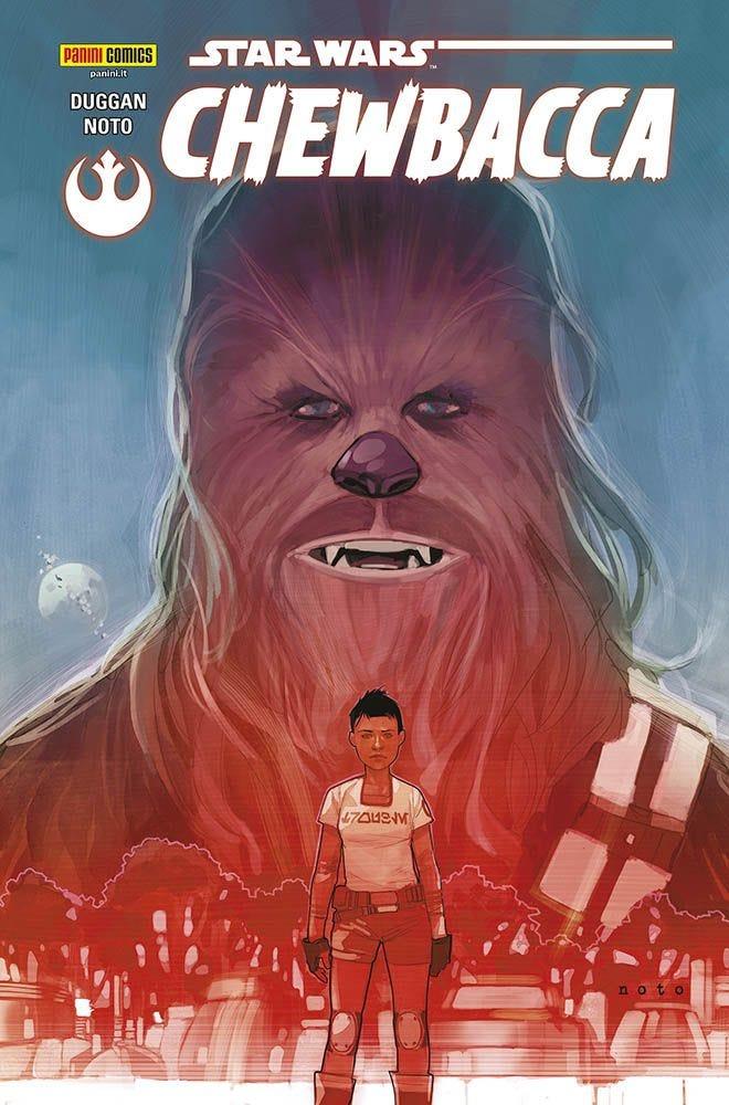Star Wars: Chewbecca  magazines