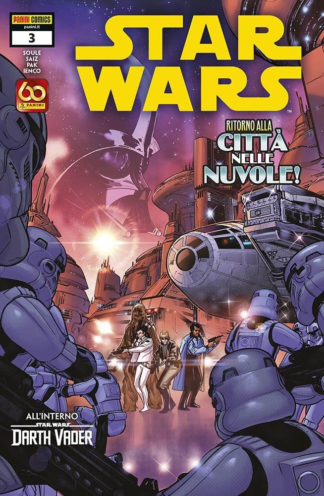 Star Wars 3 Prevendita magazines