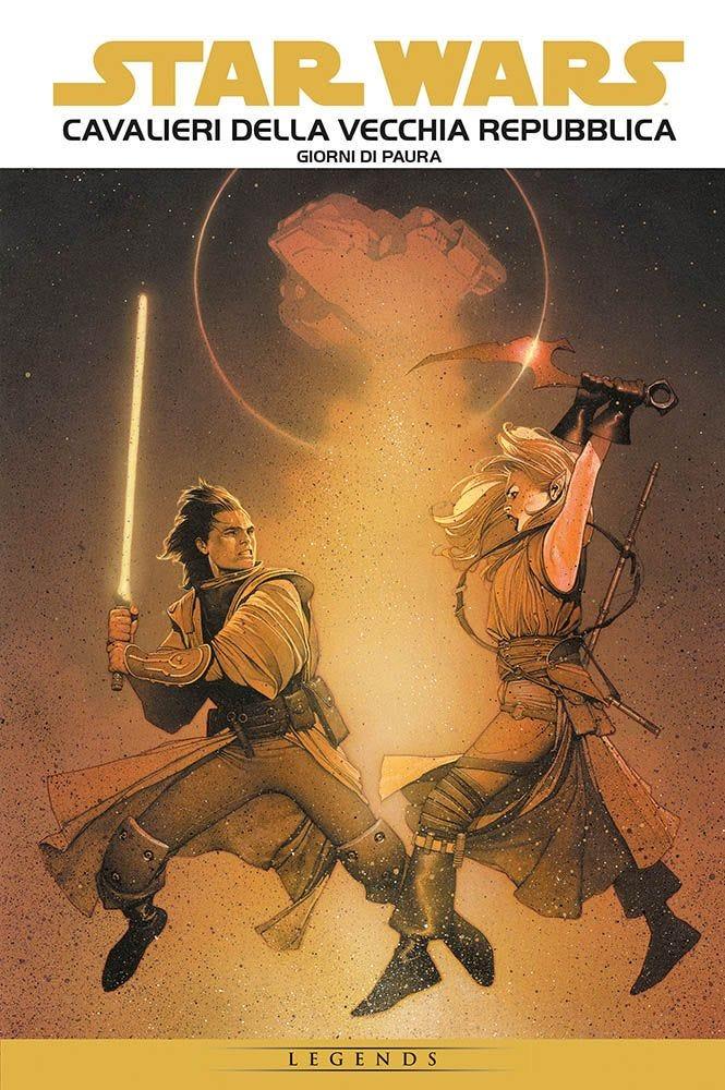 Star Wars Epic — Cavalieri della Vecchia Repubblica 1 Star Wars magazines