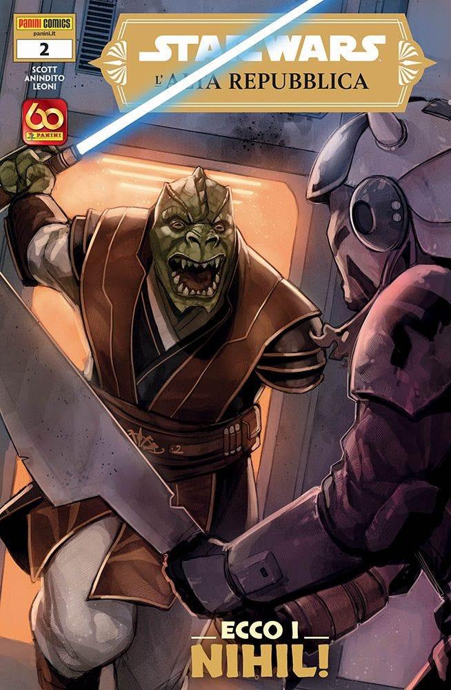 Star Wars: L'Alta Repubblica 2  magazines