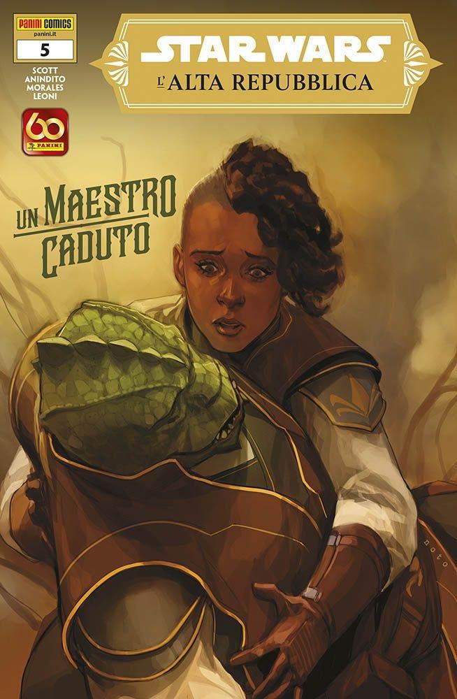 Star Wars: L'Alta Repubblica 5 Star Wars magazines