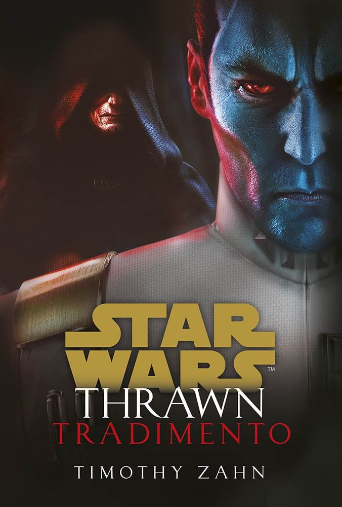 Star Wars Romanzi: Thrawn – Tradimento Star Wars magazines