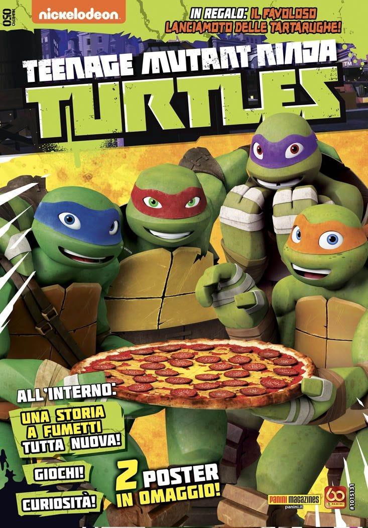 Teenage Mutant Ninja Turtles Magazine 50  magazines