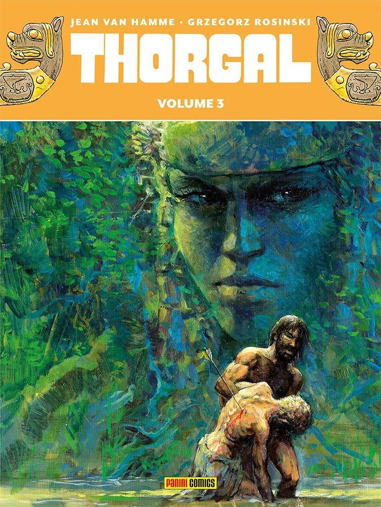 Thorgal Deluxe 3 Fantasy magazines