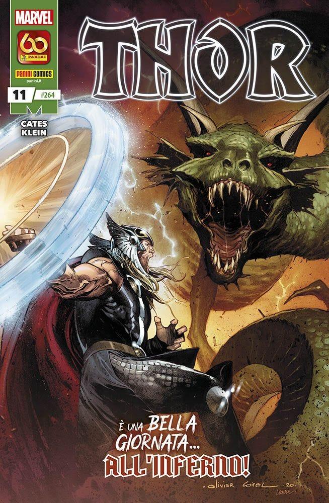 Thor 11 Prevendita magazines