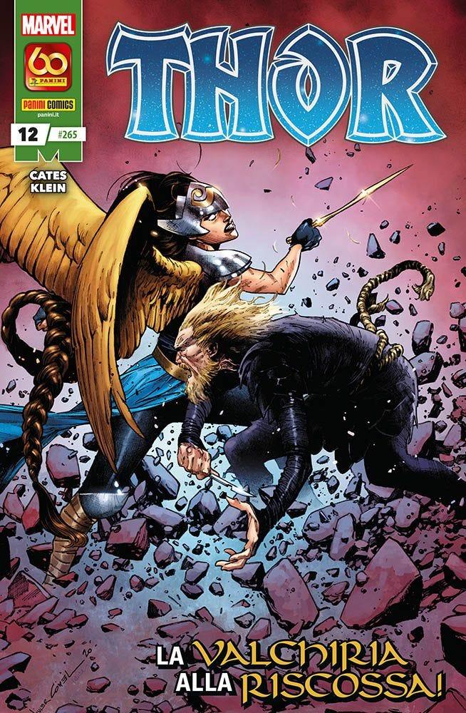 Thor 12 Prevendita magazines