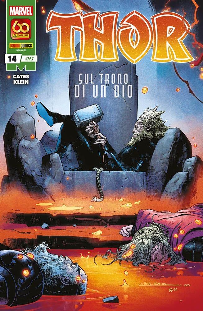 Thor 14 Thor magazines