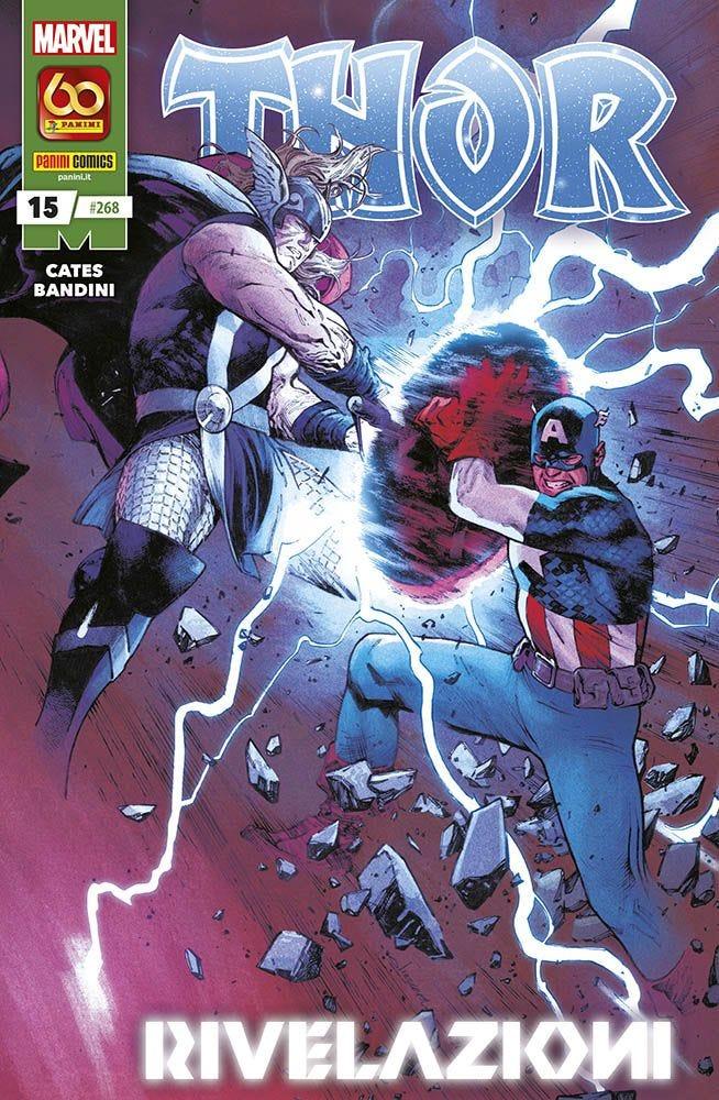 Thor 15 Thor magazines