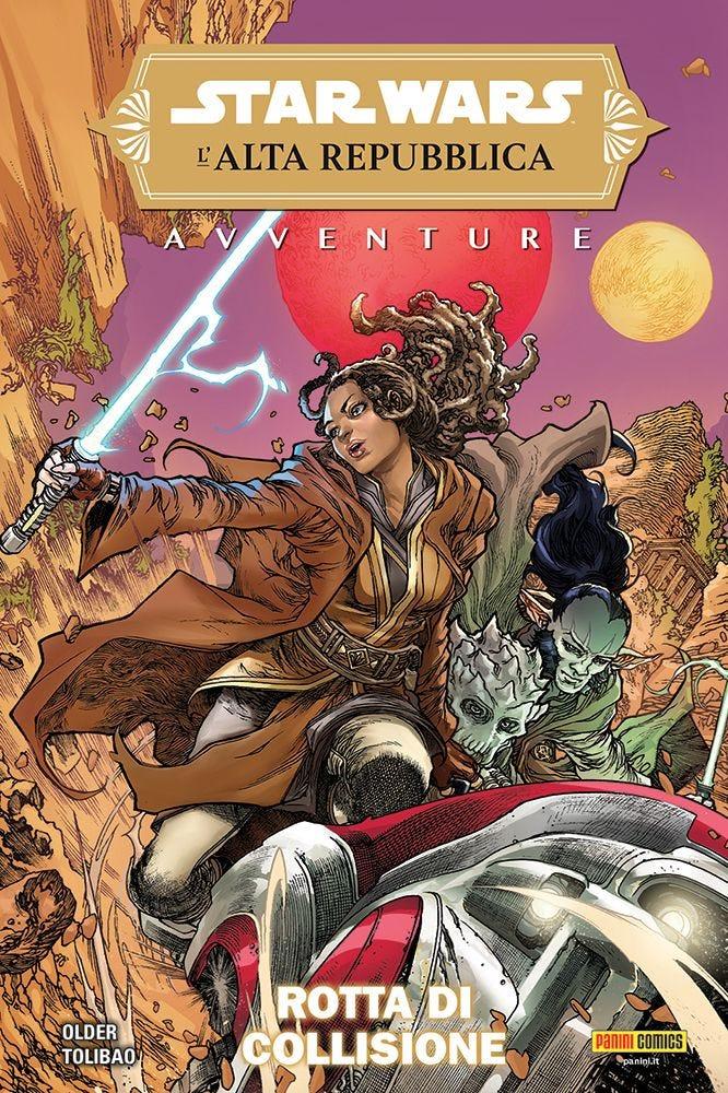 Star Wars: L'Alta Repubblica – Avventure 1 Star Wars magazines