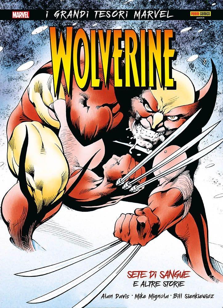Wolverine: Sete di Sangue e altre Storie Prevendita magazines