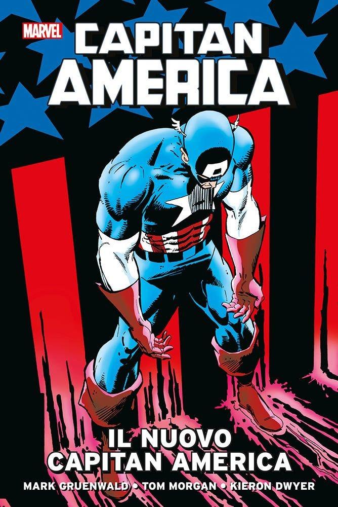 Capitan America: Il nuovo Capitan America  books