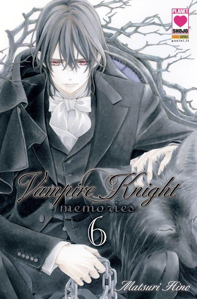 Vampire Knight Memories 6 Da Cinema e Animazione magazines