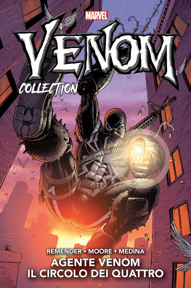 Venom Collection 16 Prevendita magazines
