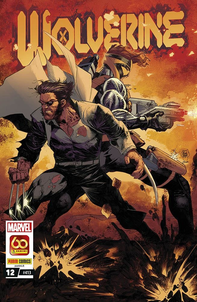 Wolwerine 12 Wolverine magazines